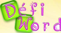 Defiword, jeu de lettres